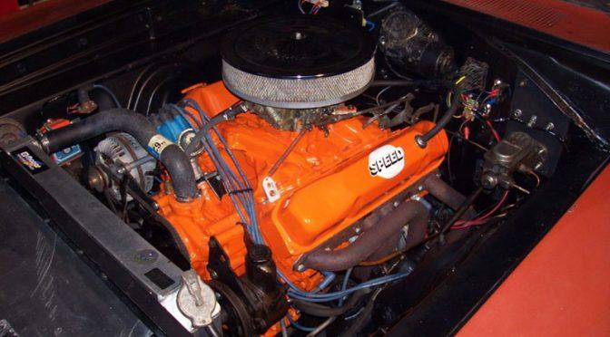 Steve's '66 Dodge Coronet
