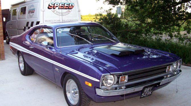 Paul's '71 Dodge Demon
