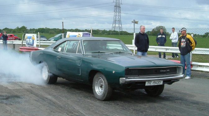 Pat's '68 Dodge Charger