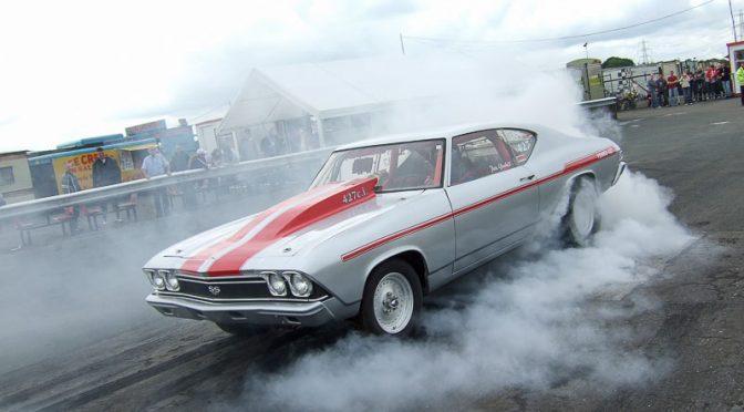Pete's '68 Chevrolet Chevelle