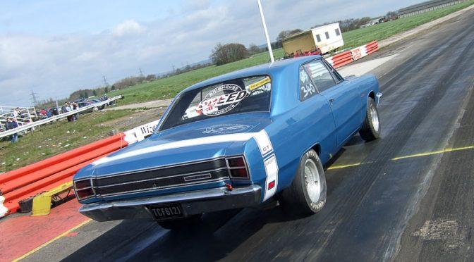 Craig's '69 Dodge Dart GTS