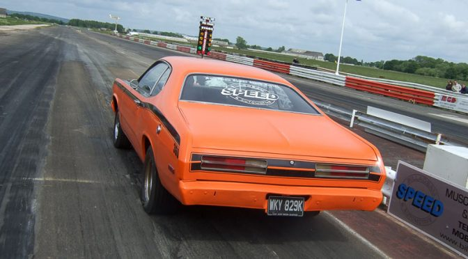 Dan's '72 Plymouth Duster