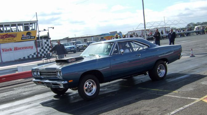 Scott's '69 Plymouth Road Runner