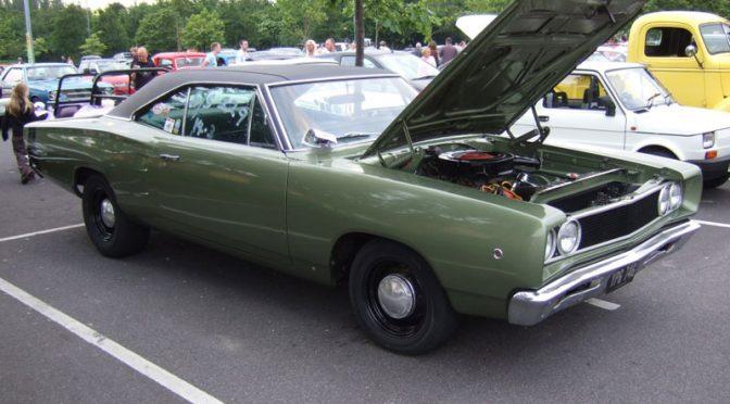 Mick's '68 Dodge Coronet