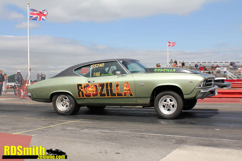 Andy's Chevelle