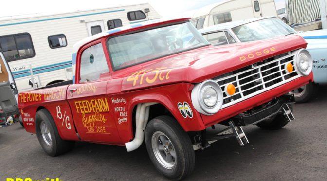 Tim's '64 Dodge D100 Gasser