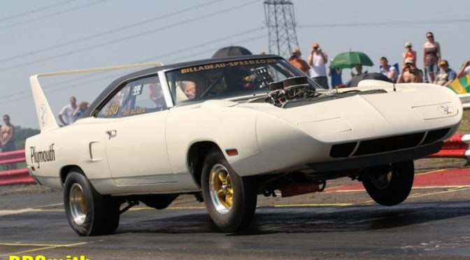 Dave Billadeau's Plymouth Superbird
