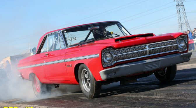 Vic's '65 Plymouth Belvedere