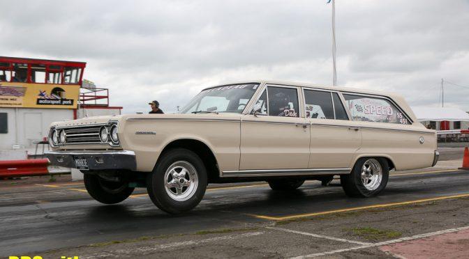 Dave Billadeau's '67 Plymouth Belvedere Wagon