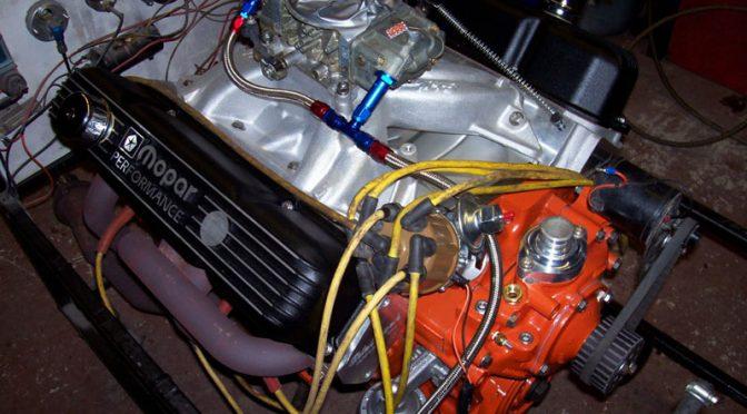440 for '71 Cuda - Billadeau Speed & Automotive