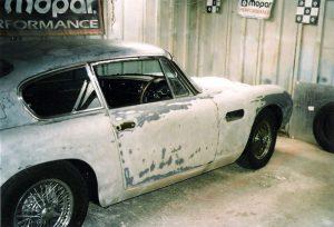 Leon's Aston