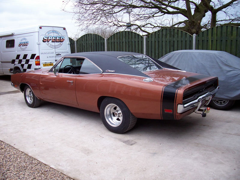 Gene's Charger