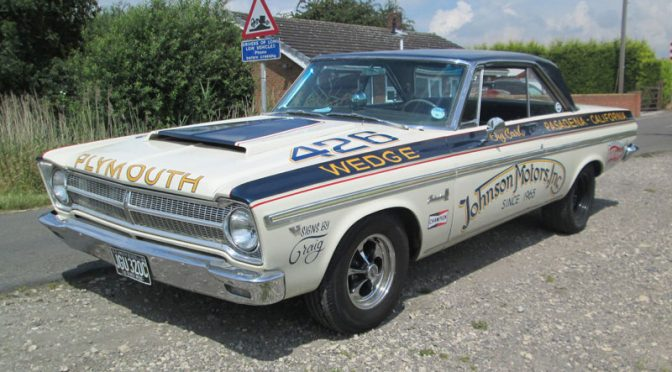 Carl's '65 Plymouth Belvedere