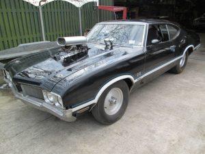 Chris's Oldsmobile