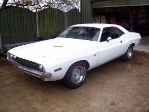 Dave's Challenger