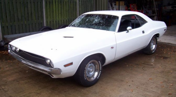 Dave's '70 Dodge Challenger