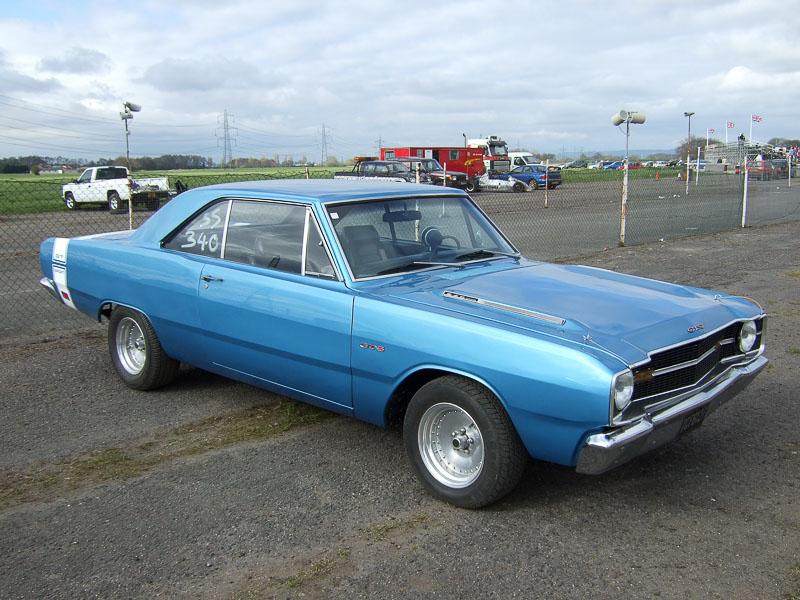 Dodge Challenger Conversion >> Craig's '69 Dodge Dart GTS - Billadeau Speed & Automotive