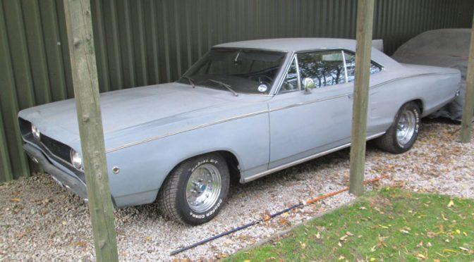 Dave's '68 Dodge Coronet