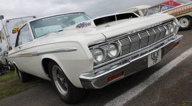 Dave Billadeau's '64 Plymouth Fury