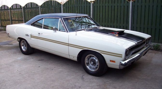 The Billadeau '70 Plymouth GTX