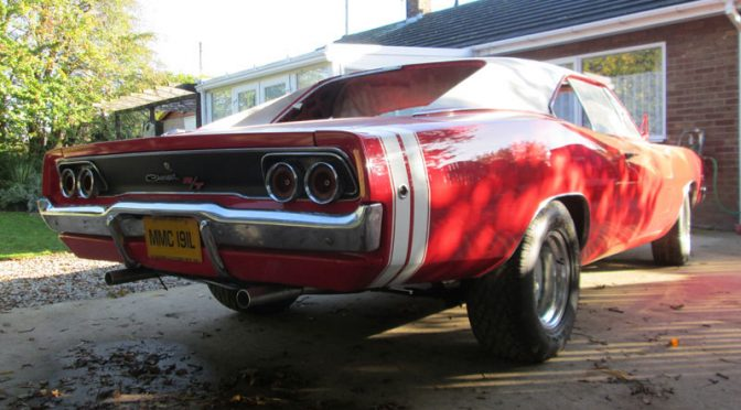 Jamie's '68 Dodge Charger R/T 440