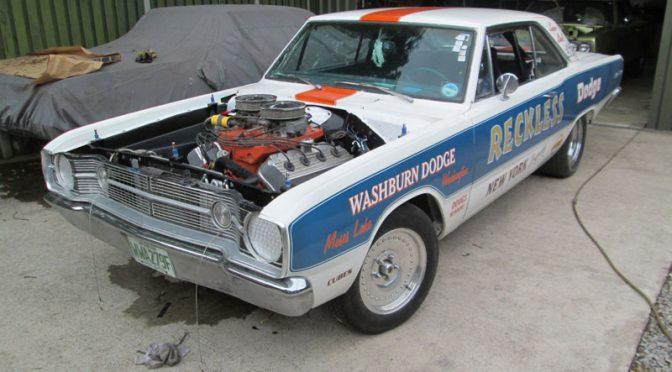 John's '68 Dodge Dart