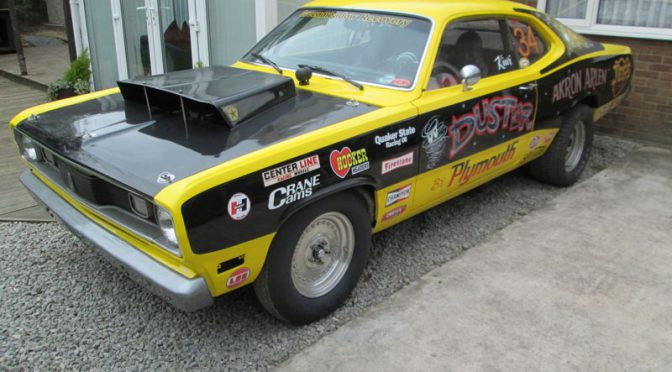 Kiwi's Plymouth Duster