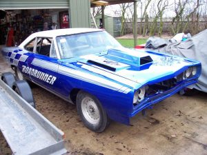Paul's Road Runner