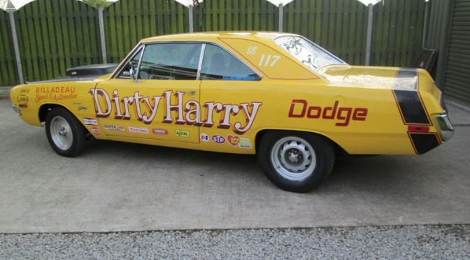 Mark's '72 Dodge Dart