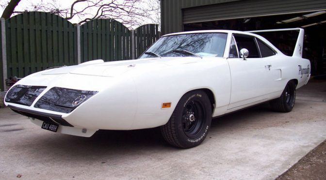 Mark's Plymouth Superbird