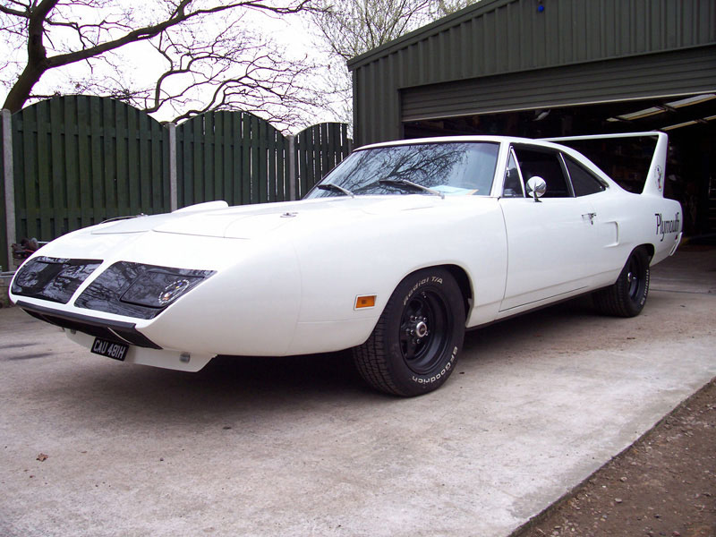 Mark's Superbird