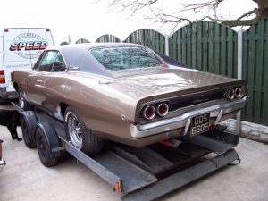 Martin's Charger