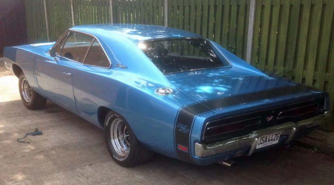 Matt's '69 Dodge Charger R/T