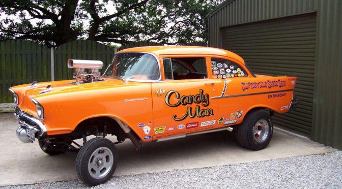Mick's '57 Chevrolet
