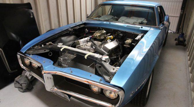 Nigel's '68 Pontiac Firebird