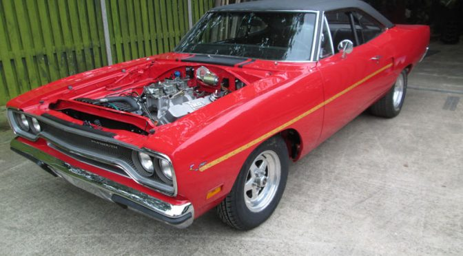 Richard's '70 Plymouth Road Runner