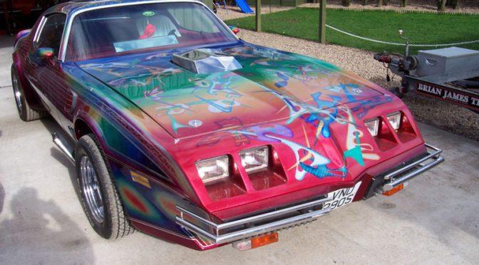 Steve's '73 Pontiac Trans Am