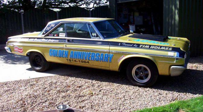 Tim's '64 Dodge Polara