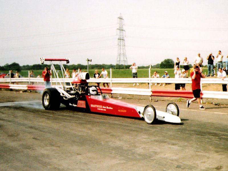Kenny & Ian's Dragster