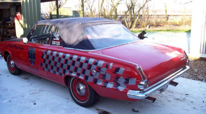 Wayne's '64 Plymouth Valiant