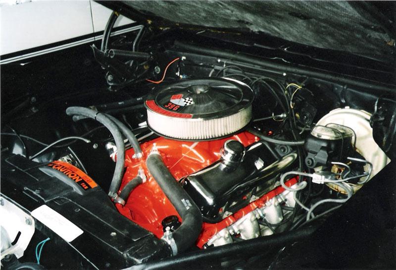 Bryan's Camaro