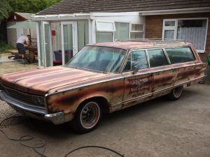 '66 Town & Country Surf Wagon