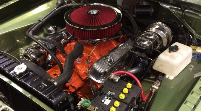 John's 340 Dodge Dart