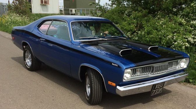 Paul's '72 Plymouth Duster
