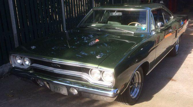 Jay's '70 Plymouth GTX