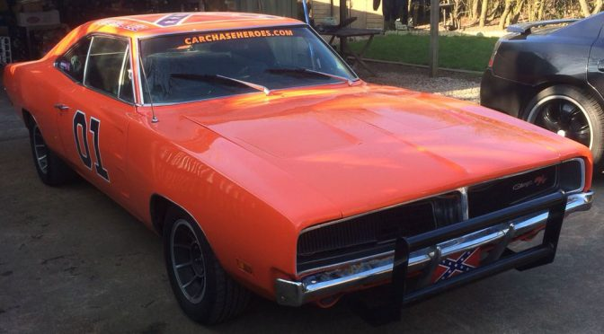 Car Chase Heroes Dodge Chargers