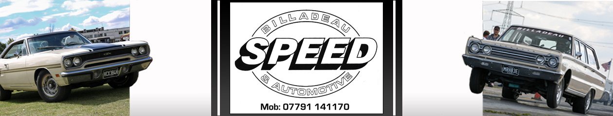 Billadeau Speed & Automotive