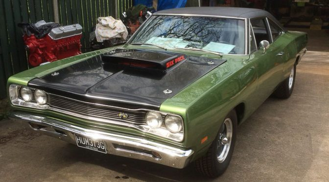 Strip to Street '69 Dodge Coronet